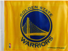 Golden State Warriors Rico Industries Car Flag Rico Auto Accessories