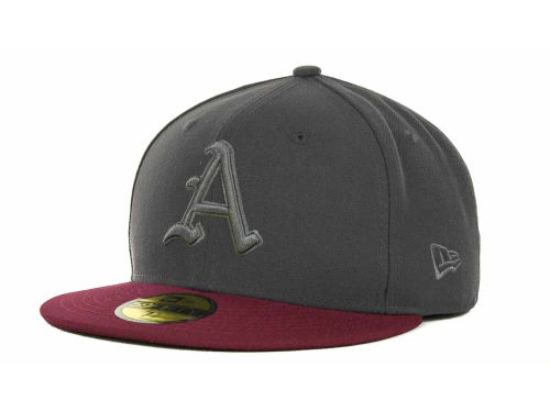 Arkansas Razorbacks New Era NCAA AG Tone 59FIFTY Cap Hats