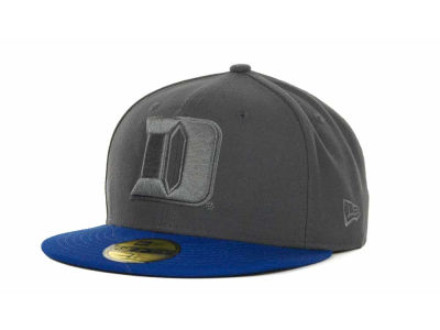Duke Blue Devils NCAA AG Tone 59FIFTY Cap Hats