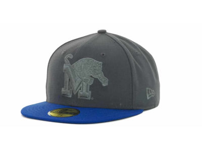 Memphis Tigers NCAA AG Tone 59FIFTY Cap Hats