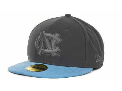 North Carolina Tar Heels NCAA AG Tone 59FIFTY Cap Hats