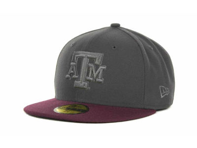 Texas A&M Aggies NCAA AG Tone 59FIFTY Cap Hats
