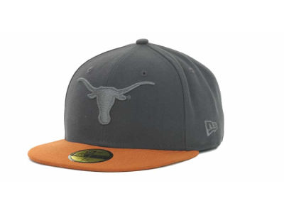 Texas Longhorns NCAA AG Tone 59FIFTY Cap Hats