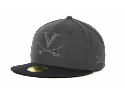 Virginia Cavaliers NCAA AG Tone 59FIFTY Cap Hats
