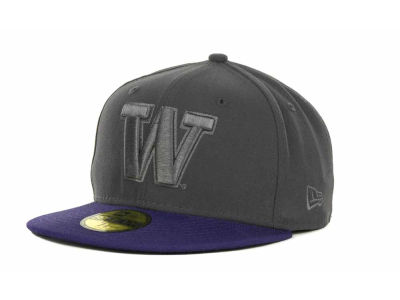 Washington Huskies NCAA AG Tone 59FIFTY Cap Hats