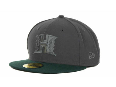 Hawaii Warriors NCAA AG Tone 59FIFTY Cap Hats