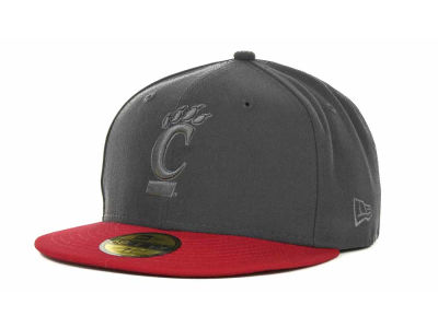 Cincinnati Bearcats NCAA AG Tone 59FIFTY Cap Hats