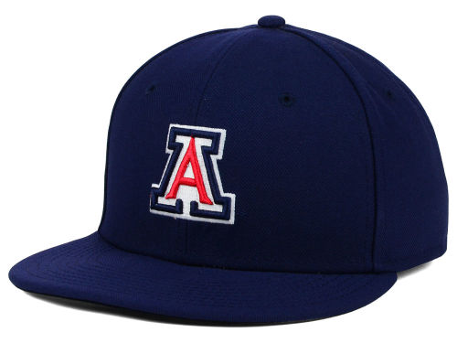 Arizona Wildcats NCAA Nike Team Sports Authentic Fitted Baseball Cap Hats