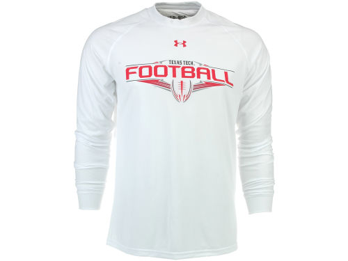 Texas Tech Red Raiders Under Armour NCAA UA SL Graphic Long Sleeve T-Shirt
