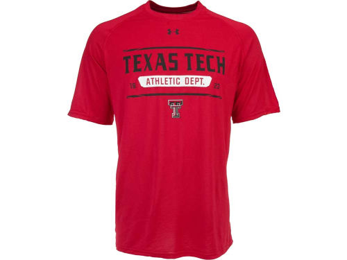 Texas Tech Red Raiders Under Armour UA SL Graph GC T-Shirt