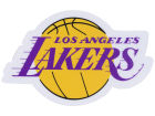 Los Angeles Lakers Wincraft 4x4 Die Cut Decal Color Bumper Stickers & Decals