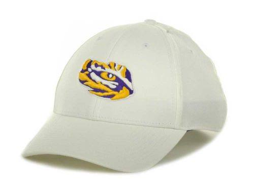 LSU Tigers Nike NCAA Dri-Fit Swooshflex Cap Hats