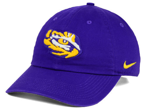 LSU Tigers Nike NCAA Dri-Fit Tailback Cap Hats
