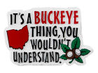 Ohio State Buckeyes Magnet Home Office & School Supplies