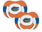 Florida Gators Pacifier 2 pack Newborn & Infant