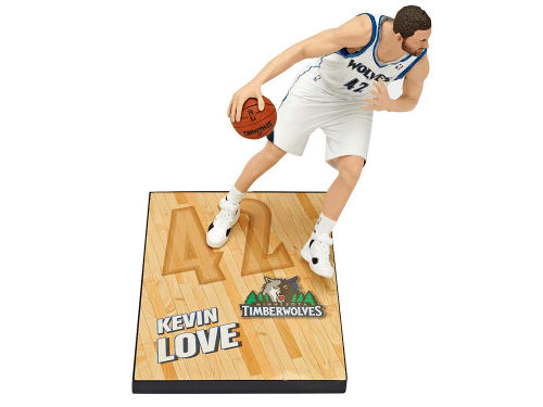 Minnesota Timberwolves Kevin Love NBA McFarlane Series 21