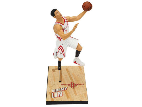 Houston Rockets Jeremy Lin NBA McFarlane Series 21