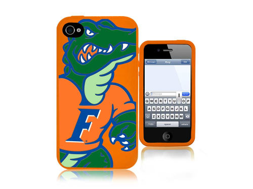 Florida Gators Forever Collectibles IPhone 4 Case Silicone Mascot