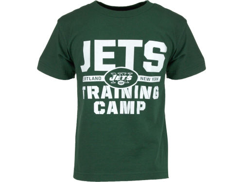 New York Jets Outerstuff NFL Youth Training Camp 2012 T-Shirt