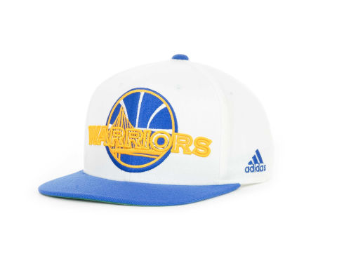 Golden State Warriors adidas NBA Double Double Snapback Cap Hats