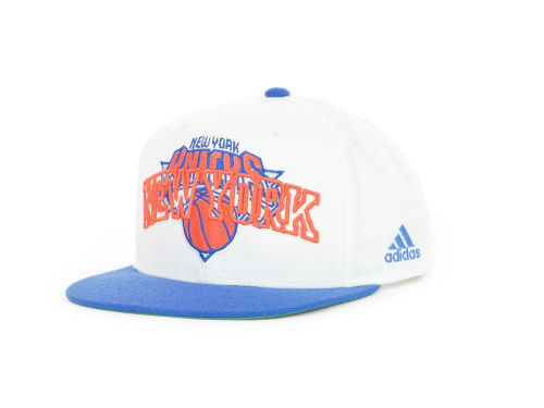 New York Knicks adidas NBA Double Double Snapback Cap Hats