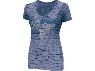 Majestic MLB Womens Long Shot Fashion T-Shirt T-Shirts