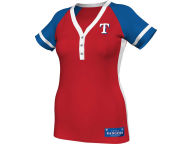 Majestic MLB League Diva Fashion Top T-Shirts