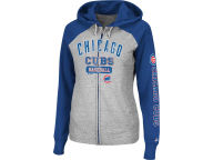 Majestic MLB Womens This Is My Team Full Zip Hoodie Hoodies