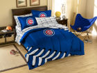 Chicago Cubs The Northwest Company Bed in a Bag-Full Bed & Bath