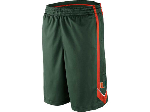 Miami Hurricanes Nike NCAA Basketball Tourney Short 1