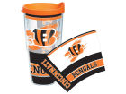 Cincinnati Bengals Tervis Tumbler NFL 24oz Wrap with Lid Kitchen & Bar