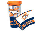 Denver Broncos Tervis Tumbler NFL 24oz Wrap with Lid Kitchen & Bar