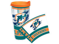 Tervis Tumbler NFL 24oz Wrap with Lid Kitchen & Bar
