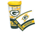Green Bay Packers Tervis Tumbler NFL 24oz Wrap with Lid Kitchen & Bar
