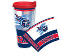 Tennessee Titans Tervis Tumbler NFL 24oz Wrap with Lid Kitchen & Bar