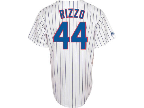 Chicago Cubs Anthony Rizzo Majestic MLB Player Replica Jersey