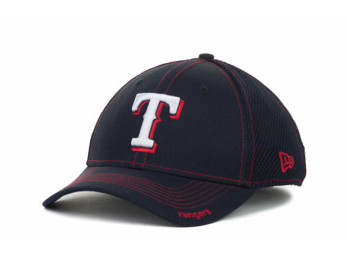 Texas Rangers New Era MLB Neo 2012 39THIRTY Cap Hats