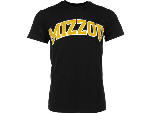 Missouri Tigers VF Licensed Sports Group NCAA Arch SEC T-Shirt
