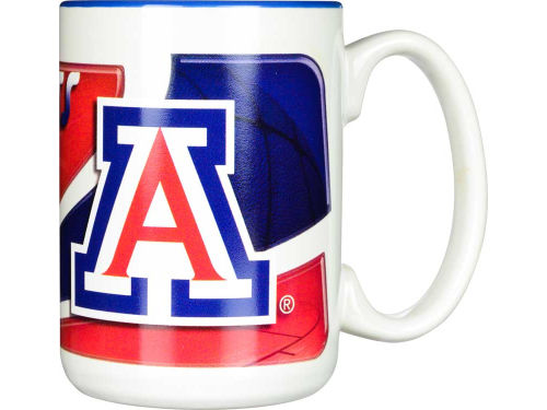 Arizona Wildcats 15oz. Two Tone Mug