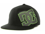 DC Shoes Condition 210 Flex Cap Stretch Fitted Hats