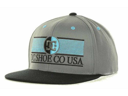 DC Shoes Luxury Snapback Cap Hats