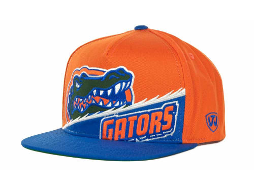 Florida Gators Top of the World NCAA Cut Up Snapback Cap Hats