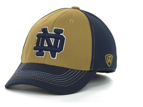 Notre Dame Fighting Irish Top of the World NCAA Goal Line LLR Cap Hats