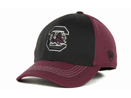 South Carolina Gamecocks Top of the World NCAA Goal Line LLR Cap Hats