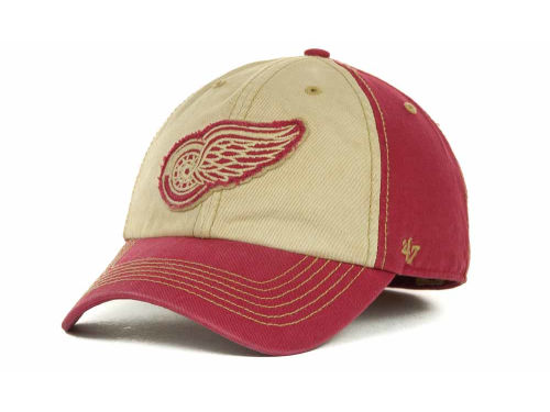 Detroit Red Wings '47 Brand NHL Yosemite Cap Hats