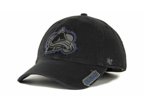 Colorado Avalanche '47 Brand NHL Black Ice Franchise Cap Hats