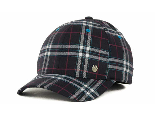 No Bad Ideas NBI Plaid Baseball Cap Hats