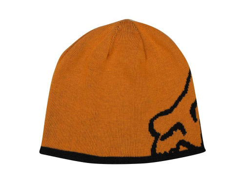 Fox Blamo Reversible Knit Hats