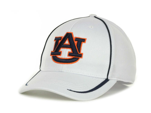 Auburn Tigers Top of the World NCAA Lunatech White Cap Hats