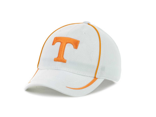 Tennessee Volunteers Top of the World NCAA Lunatech White Cap Hats